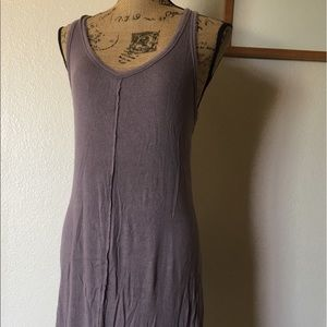 Free People Intimately ribbed tank dress